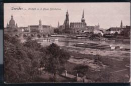 Dresden - Altstadt Mit Dem Neuen Ständehaus 1908 - Dresden