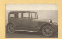PHOTO Vieille voiture DE L�EXERCICE 1920  JAHRE ALTES AUTO 1920 # photo 1