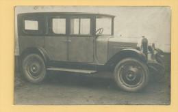 PHOTO Vieille voiture DE L�EXERCICE 1925  JAHRE ALTES AUTO 1920 # photo 2