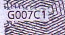 Netherlands 5P ♦ G007 ♦ UNC ♦ Duisenberg Signature - 5 Euro