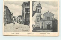 CANELLI  - Via G.B. Giuliani; Parrocchia S.Tomaso. - Italy
