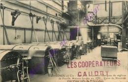 30. MOUSSAC .  CARENOU Et Cie . Vue D'une Salle De Fabrication . Plus Anciennes Fabriques De Réglisse De France . - France