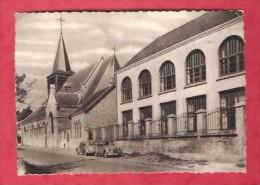 Philippeville  L'Eglise (XVIe S.)  -  Avec  Citroën 2CV Et VW Coccinelle - Philippeville