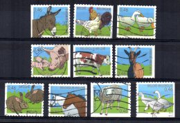 Belgium - 2006 - Farm Animals - Used - Belgique