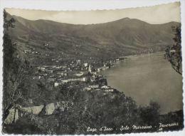 BRESCIA - Lago D´ Iseo - Sale Marasino - Panorama - 1949 - Brescia