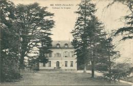 SEINE MARITIME - Boos - Château Du Coquet - Francia
