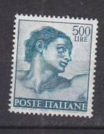 PGL Q025 - ITALIA REPUBBLICA SASSONE N°916 ** - 6. 1946-.. Repubblica