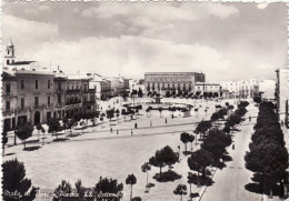 MOLA DI BARI  /  Piazza  XX Settembre  _ Viaggiata - Bari