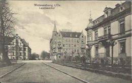 WEISSENBURG I/Els - Landauertor. - Weissenburg