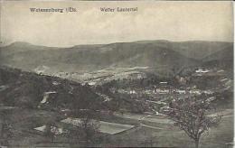 WEISSENBURG I/Els - Weiler Lautertal. - Weissenburg