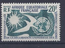 AEF - N° 245 Neuf ** Sans Trace De Charnière - A.E.F. (1936-1958)