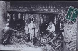 ORLEANS FETES JEANNE D ARC MAISTRE MIET ORFEVRE - Orleans