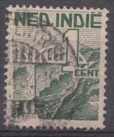 Indes Néerlandaises Mi.nr.:333 Landesmotive 1946  Oblitérés /Used / Gestempeld - Niederländisch-Indien