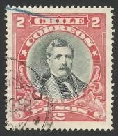 Chile, 2 P. 1928, Scott # 159, Used. - Chile