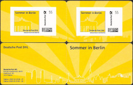 MARKE INDIVIDUELL PortoCard Deutsche Post DHL Sommer In Berlin ** - Privados & Locales