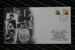 Beatles 50th Anniversary Top 5 Hot 100 - Buckingham FDC # 40/150 - Music