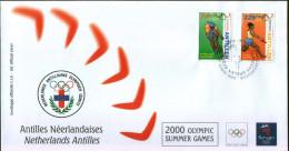 OLIMPIADI DI SYDNEY 2000 - Antille