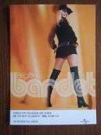 Brigitte Bardot Carte Postale - Femmes Célèbres