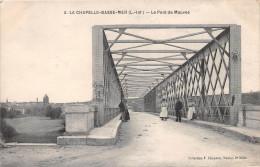 ¤¤  -   5   -  LA CHAPELLE-BASSE-MER   -   Le Pont De Mauves      -  ¤¤ - La Chapelle Basse-Mer