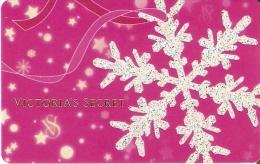 TARJETA DE REGALO DE VICTORIA´S SECRET (GIFT CARD-CADEAU) - Non Classés