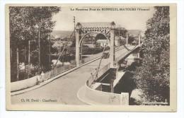 Carte Postale - Le Nouveau Pont De Bonneuil-Matours - France