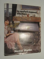 PUBLICITé (M1414) NESTOR MARTIN (3 Vues) Le Confort Mazout Charbon Poelerie De Dottignies - Printing & Stationeries