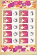 France Bloc Invitation N° 3479A Vignette Cérès - Gepersonaliseerde Postzegels