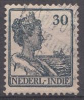 Indes Néerlandaises Mi.nr.:121  Königin Wilhelmina 1914  Oblitérés /Used / Gestempeld - Niederländisch-Indien