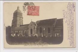 Néville   Eglise XVIeme Siècle Carte Photo - France