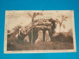 86) Poitiers - La Pierre Levée - Monument Mégalithique - Année 1930 - EDIT - Robuchon - Poitiers
