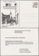 Privatganzsache Privatpostkarte Berlin PP 80/7 Zudruck Wareneingang - Postales Privados - Nuevos