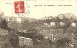 Cpâ Parthenay  Coteau St Jacques - Parthenay