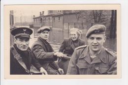 Hingene - Overstromingen Van 1 Februari 1953 - Foto. - Bornem