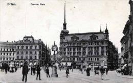 Mähren BRÜNN Grosser Platz 1917 - Böhmen Und Mähren