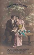 Liebespaar 1914 - Paare