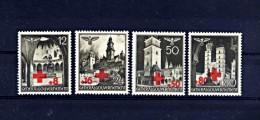 GG - Mi. 52-55 Kpl. Satz - Postfrisch  !! - Occupation 1938-45