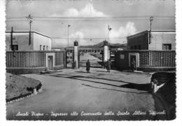 Ascoli Piceno - Ingresso Alle Casermette Della Scuola Allievi Ufficiali - Ascoli Piceno