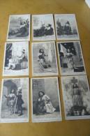 Jeanne D'Arc ( Avec Personnage Joué Par Une Enfant - 9 Cartes Sur 10 ) - Cuentos, Fabulas Y Leyendas