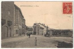 69 - MONSOLS - Place - 1907 - France