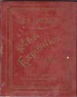 Album  Photographique/ Souvenir/ De L´Exposition 1900/Paris / Taride /1900  PGC74 - Dépliants Touristiques