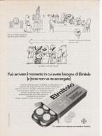 1970 -  ELMITOLO BAYER     -  1  Pubblicità Cm. 13,5 X 18,5 - Magazines