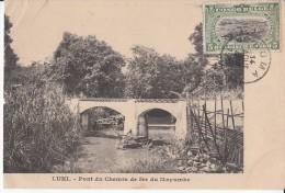 CONGO BELGE 1912 BOMA VERS MONT SAINT-AMAND - Congo Belge - Autres