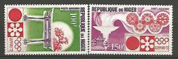 NIGER  PA  N� 174/75 NEUF** LUXE