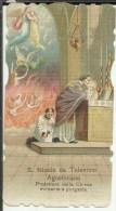 B 170 - S.NICOLA DA TOLENTINO - AGOSTINIANO - Imágenes Religiosas