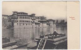 Srinagar, Kashmir - Maharaja's Palace (Cashmere Palace) - Inde