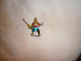 FIGURINE METAL COLOR  WARZONE - Figurines