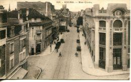 N°40770 -cpa Reims -rue Cérès- - Reims
