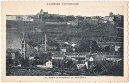 07. PONT-D'AUBENAS Et AUBENAS. 100 - Aubenas