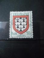 FRANCE Armoirie Du Limousin N°900 Oblitéré - 1941-66 Wappen