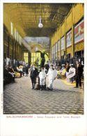 [DC5864] CARTOLINA - SALSOMAGGIORE - SALONE POMPEIANO DELLE TERME MAGNAGHI - ANIMATA - Non Viaggiata - Old Postcard - Parma
